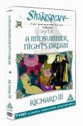 Shakespeare: The Animated Tales, Act 4 (A Midsummer Night's Dream & Richard III)