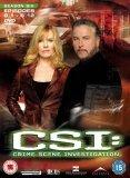 C.S.I. Season 6 Part 1