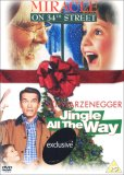 Miracle on 34th Street/Jingle All the Way Double Pack