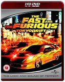 The Fast And The Furious - Tokyo Drift [HD DVD] [2006]
