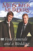 Midsomer Murders - Four Funerals and a Wedding DVD