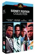 Sidney Poitier Collection - In The Heat Of The Night/Lilies Of The Field/The Organization/They Call Me Mr Tibbs!