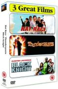 Family Collection - Rat Race/Thunderpants/Black Knight