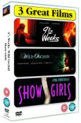Erotic Collection - Showgirls/9 1/2 Weeks/Wild Orchid