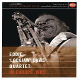"""Lockjaw"" Eddie Davis - In Europe"