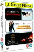 In Bed With Madonna/Desperately Seeking Susan/Body Of Evidence