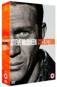 Steve McQueen Collection - The Great Escape/The Magnificent Seven/The Thomas Crown Affair/The Sand Pebbles