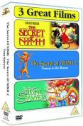 Secret of Nimh/Secret Nimh 2/Tom Sawyer