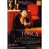 Puccini - Tosca (Muti, Orchestra Del Teatro Alla Scala) DVD