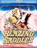Blazing Saddles [Blu-ray] [1974]