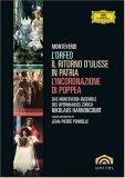 Nikolaus Harnoncourt/Zurich - Monteverdi - 3 Operas In A Box - L'orfeo/L'Incoronazione di Poppea/Il Ritorno d'Ullise In Pat [2007]