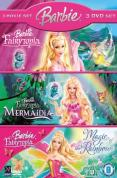 Barbie - Fairytopia/Mermaidia/Magic Of The Rainbow DVD