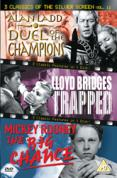 3 Classics Of The Silver Screen - Vol.11 - Trapped / Duel Of The Champions / The Big Chance