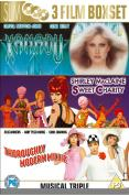 Musicals Collection - Xanadu/Sweet Charity/Thoroughly Modern Millie