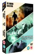 Horror Triple ( Amityville Horror, Silent Hill, An American Haunting)