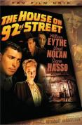 The House On 92nd Street [1945] DVD