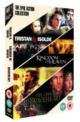 Epic Action Triple (Kingdom Of Heaven, Tristan & Isolde, Braveheart)