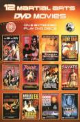 12 Martial Arts DVD Movies