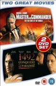 1492 - Conquest Of Paradise/Master And Commander - The Far Side Of The World