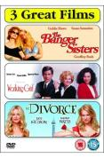 Female Drama Collection - The Banger Sisters/Working Girl/Le Divorce