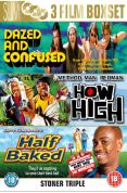Student Comedy Collection - Dazed And Confused/Half Baked/How High