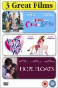 Female Drama Collection - The Truth About Cats And Dogs/Kissing Jessica Stein/Hope Floats