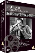 Stewart Granger Collection - Adam And Evelyne/Blanche Fury/Caeser And Cleopatra/Captain Boycott/Fanny By Gaslight/Lamp Stil