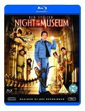 Night At The Museum (Blu-ray) [2006]