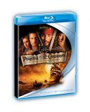 Pirates of the Caribbean: Curse of the Black Pearl Blu-ray [Blu-ray] [2003]