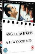 As Good As It Gets / A Few Good Men [1996]