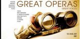 Great Operas: Great Voices [10 DVD Box Set]