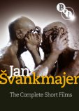 Jan Svankmajer - The Short Films 1964-1992 DVD