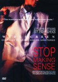 A Film By Jonathan Demme And Talking Heads Stop Making Sense