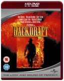 Backdraft [HD DVD] [1990]