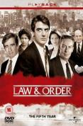 Law And Order - Series 5 DVD