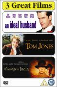 Classics Collection - An Ideal Husband/Tom Jones/A Passage To India