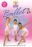 Tinkerbell Dance Studio - Learn Ballet Step By Step [2006] DVD