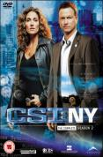 C.S.I. New York Complete Season 2