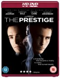 The Prestige [HD DVD] [2006]