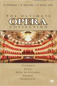The Ultimate Opera Collection DVD