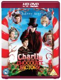 Charlie And The Chocolate Factory [HD DVD] [2005]
