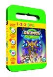 1-2-3 DVD : Digimon - The Movie [2000]