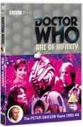 Doctor Who - Time-Flight & Arc of Infinity