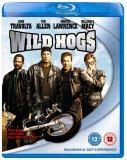 Wild Hogs [Blu-ray] [2007]