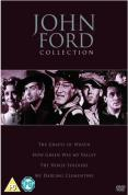 John Ford Collection - My Darling Clementine/The Grapes Of Wrath/The Horse Soldiers
