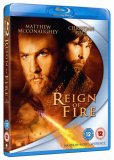 Reign Of Fire [Blu-ray] [2002]