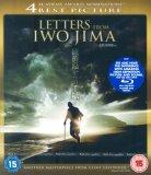Letters From Iwo Jima [Blu-ray] [2006]