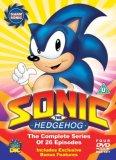 Sonic the Hedgehog - 4 DVD Box Set [2007]