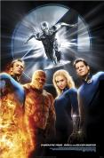 Fantastic Four - The Rise Of The Silver Surfer [2007]