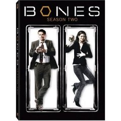 Bones - Series 2 - Complete DVD